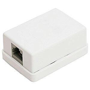Surface mount box 1 port